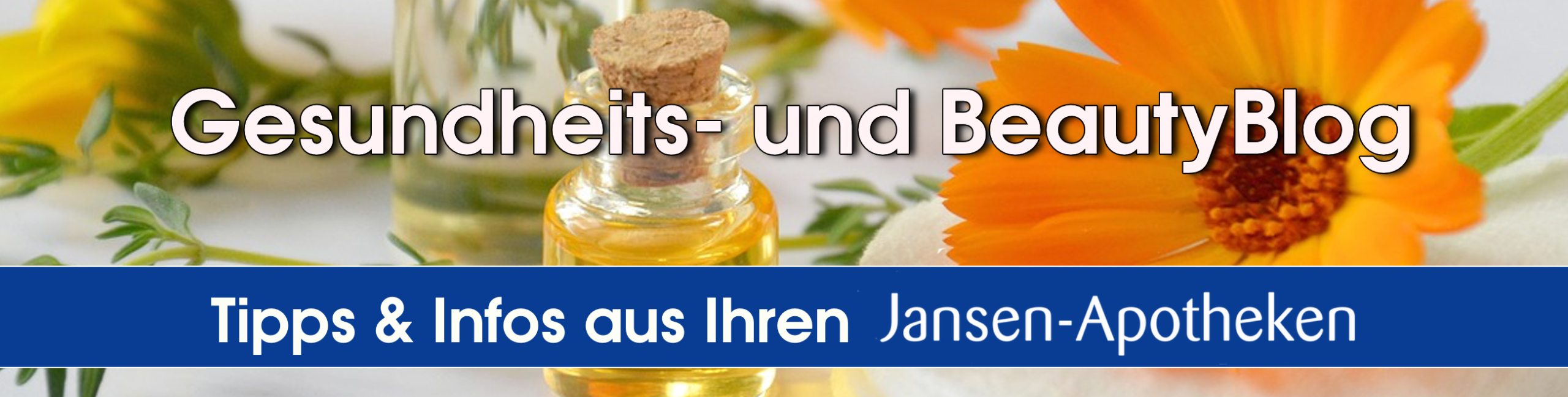 Informations-Blog aus Euren Jansen-Apotheken